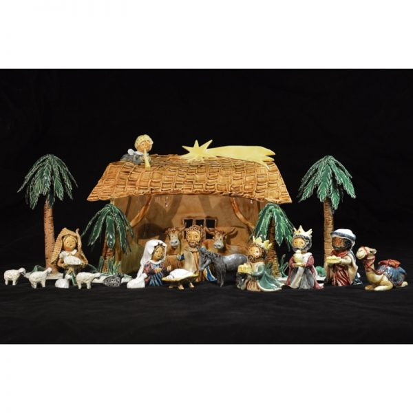 Deluxe Nativity Set